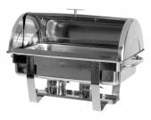 Chafing Dish 1/1 GN met roldeksel Model DENNIS