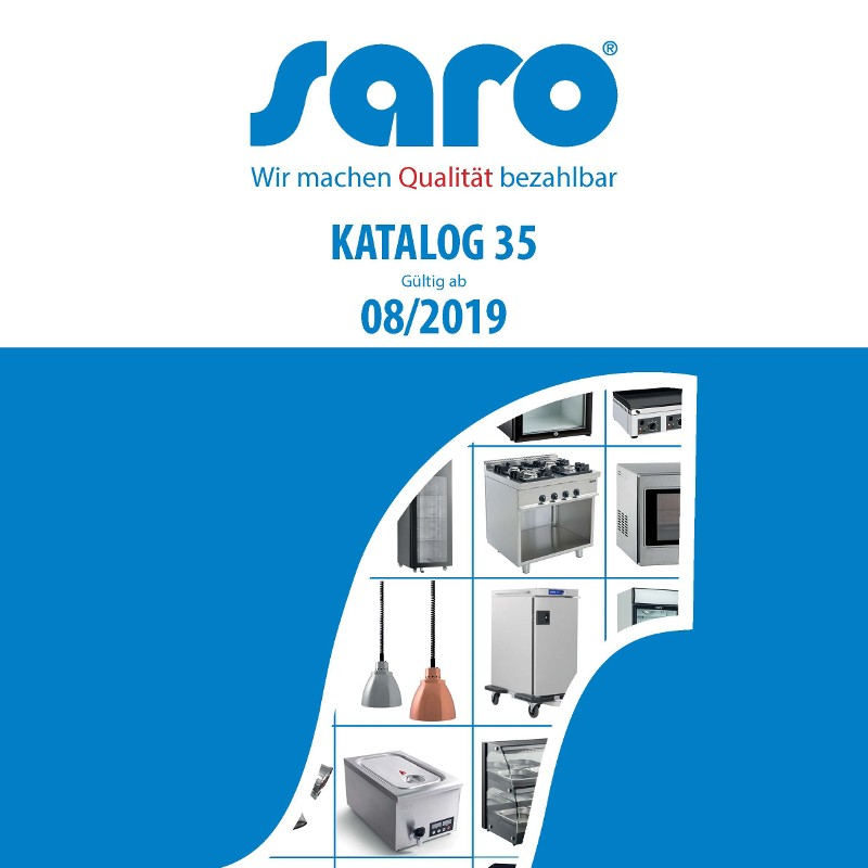 Saro Catalogus nr. 35
